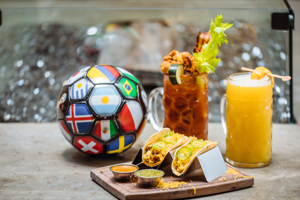 World Cup Weekend Brunch at Happiest Hour