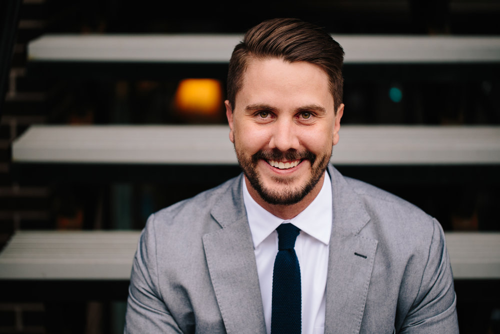 Transformational Leadership Series Kicks off with Brad Groznik -