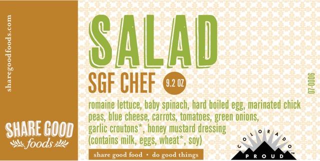 SGF Chef