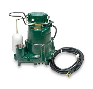 Zoeller Submersible Sump/Effluent Pump