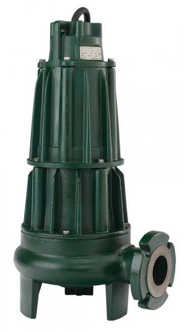 Heavy Duty Solids-Handling Pumps 61 HD Series