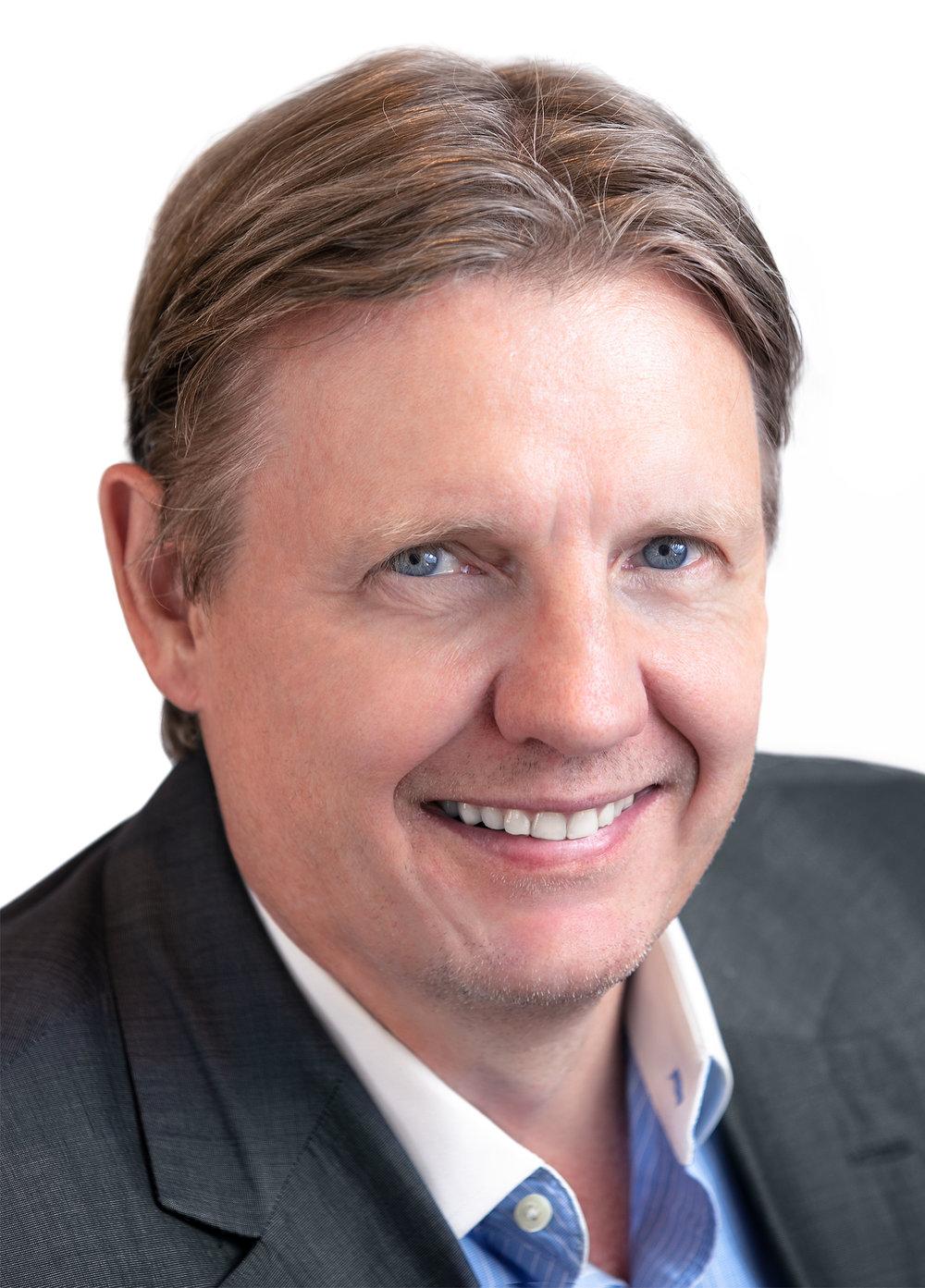 Morten Zakariassen - VP Marketing & sale