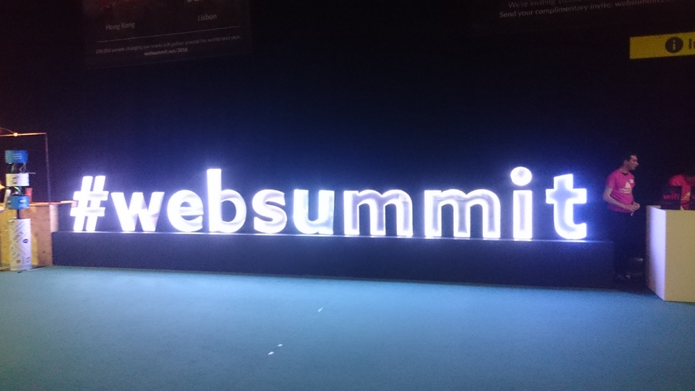 PitPat goes to websummit