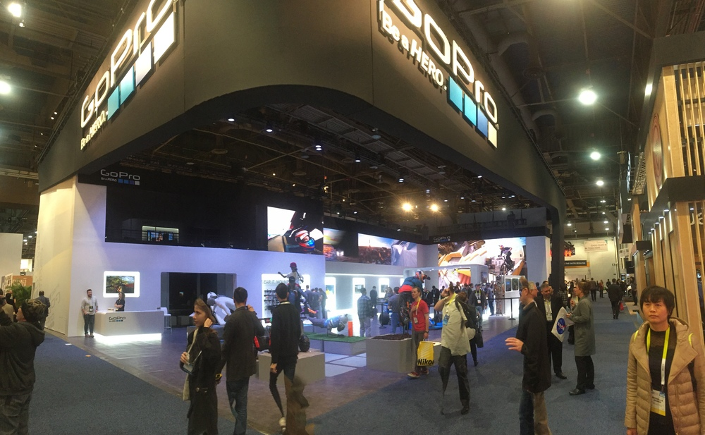 Technology at CES 2016