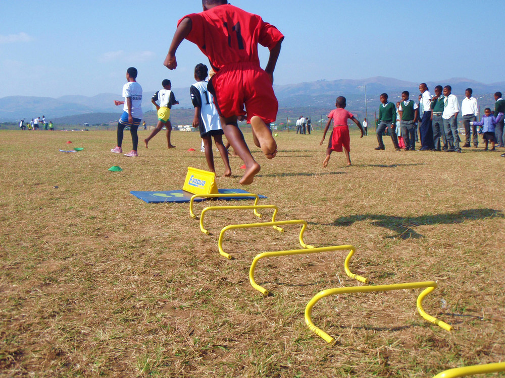 Photo: Sports Festival at Mnyakanya High School