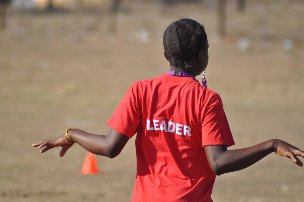 Photo: Sports Leader from Mnyakanya High School