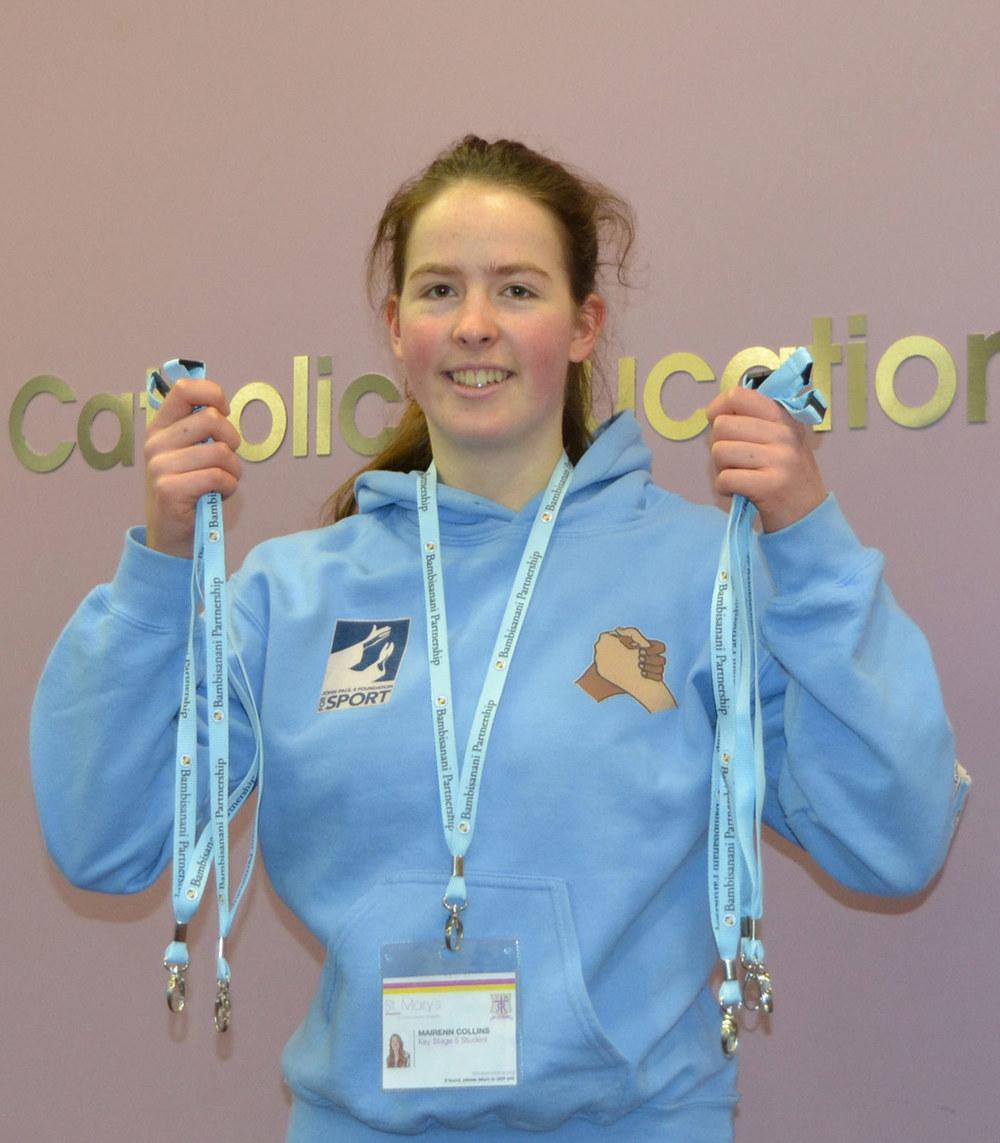 Marienn Collins, Year 13