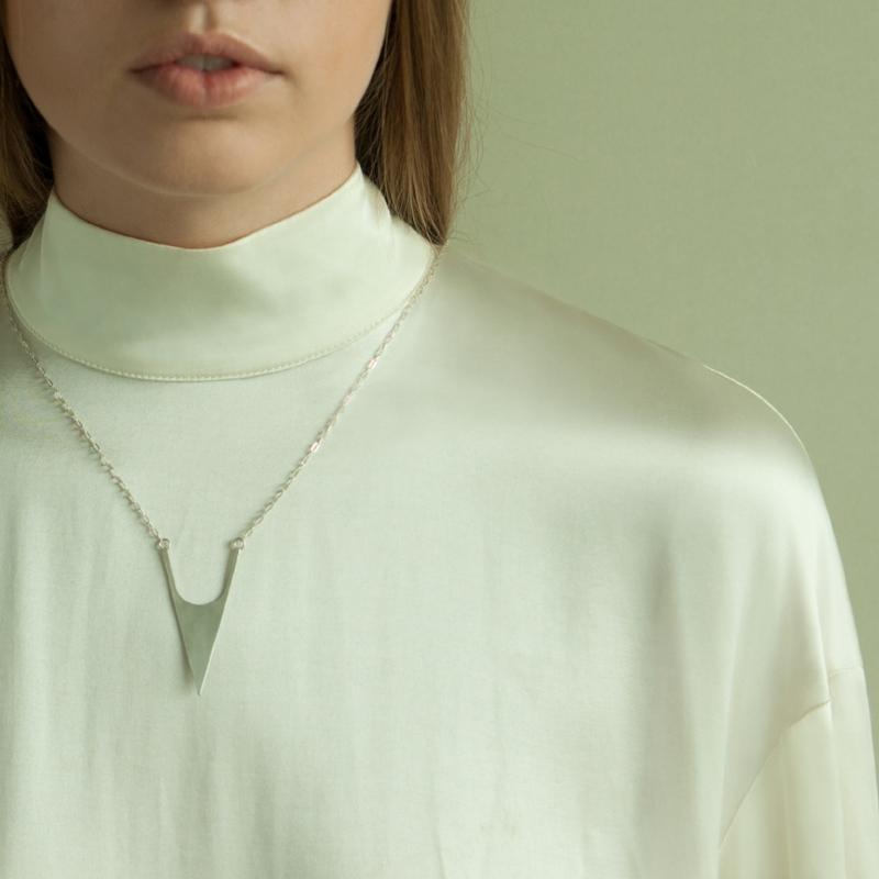 Quaintrelle necklace