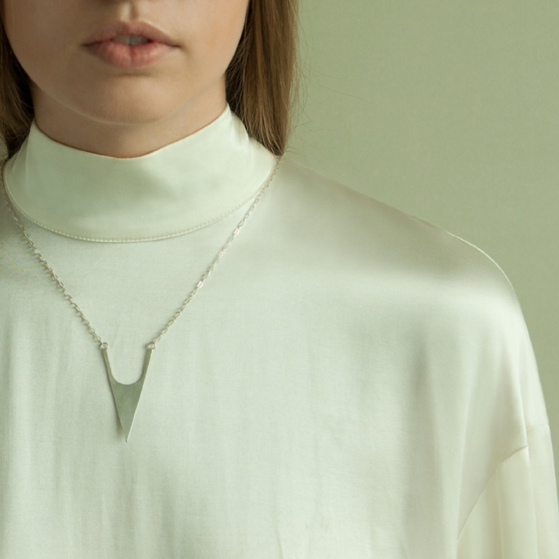 Quaintrelle necklace INNER ISLAND