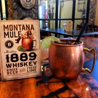 Montana Mule
