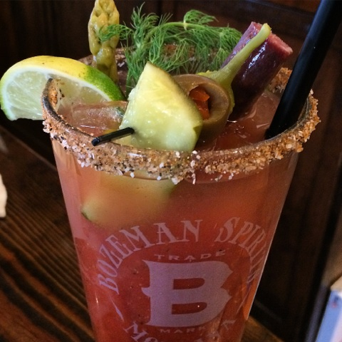 BSD Bloody Mary