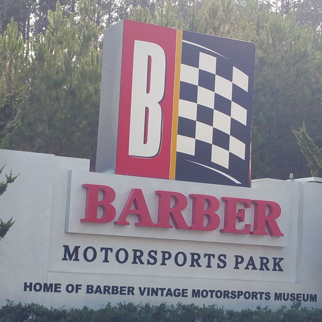 Second round #winterfest barber motorsport park #MRTI#TeamCooperTire#r2indytv