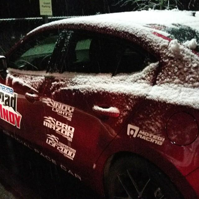 #MRTI  snowfest