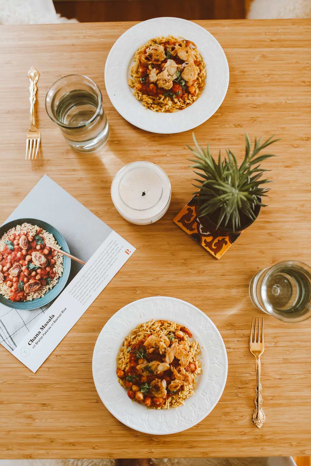 a lunch date with plated steph pollock