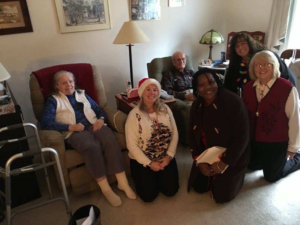2016 Christmas Caroling