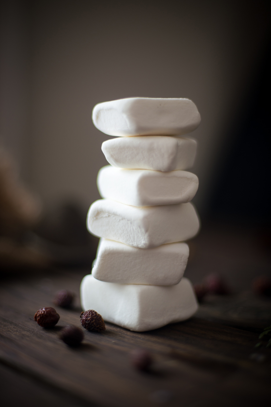 *If you notice any marshmallow cairn's along the way, you are sure to be close to your hot chocolate!!