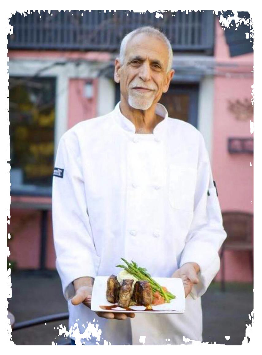 Chef Ib Hamide_Cafe Soriah