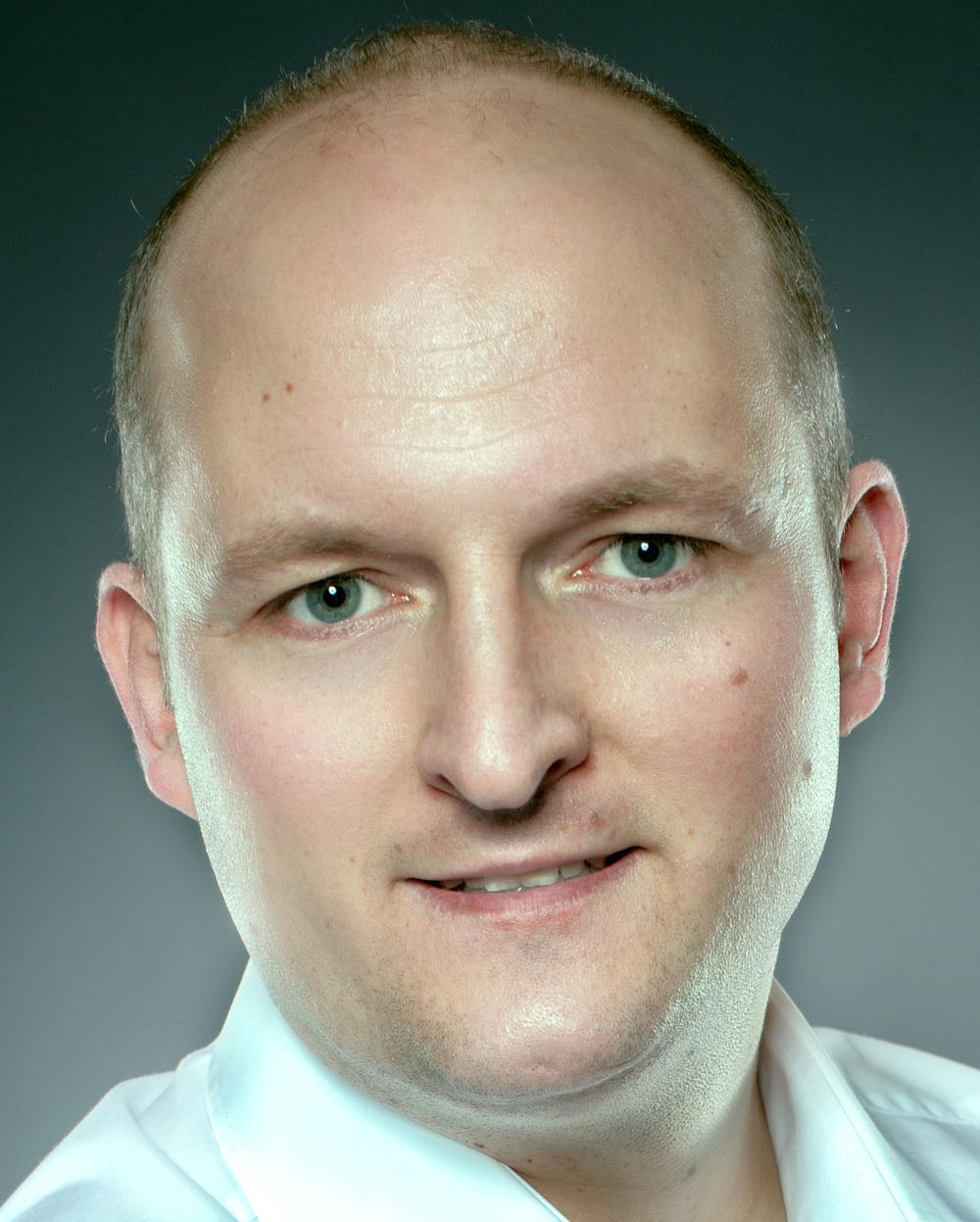 Tino Baumann CFO & Co-Founder of The Urban Institute, Board Member