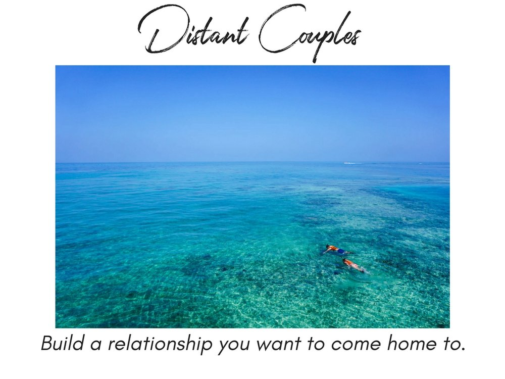 Build a relationship you want to come home to
