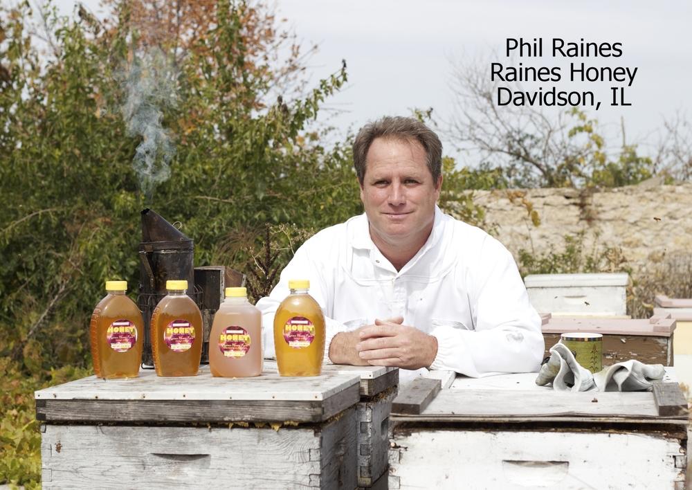 Phil Raines