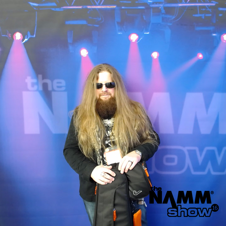 Scott Gailor - Winter Namm 2016
