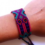 Mexico Bracelet from aMano Fair Trade