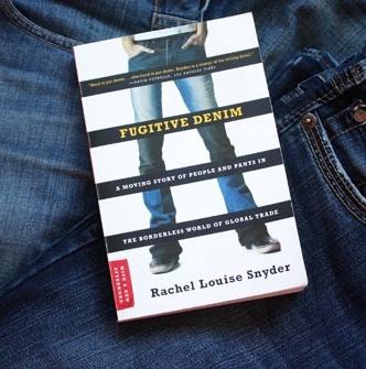 Fugitive Denim by Rachel Louise Snyder