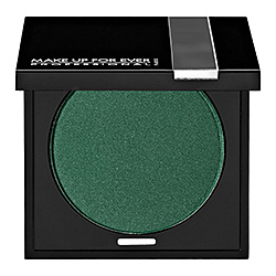 emerald green eyeshadow