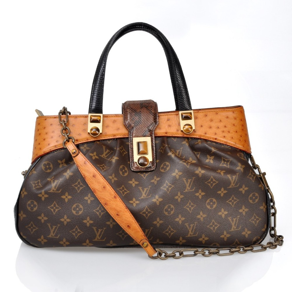 LV-Limited-Edition-Multi-Exotic-Skin-Monogram-Canvas-Oskar-Waltz-Runway-Bag-1024x1024