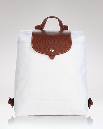 Longchamp Backpack - Le Pliage