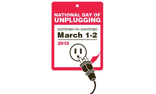 National DayOf Unplugging