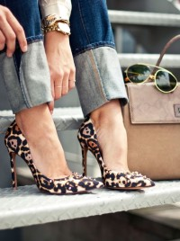 leopard-pumps