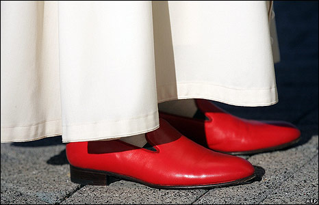 Papal-Red-Shoes