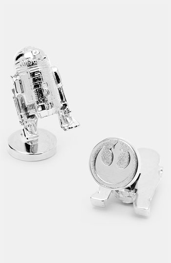 Star Wars- R2-D2Cuff Links