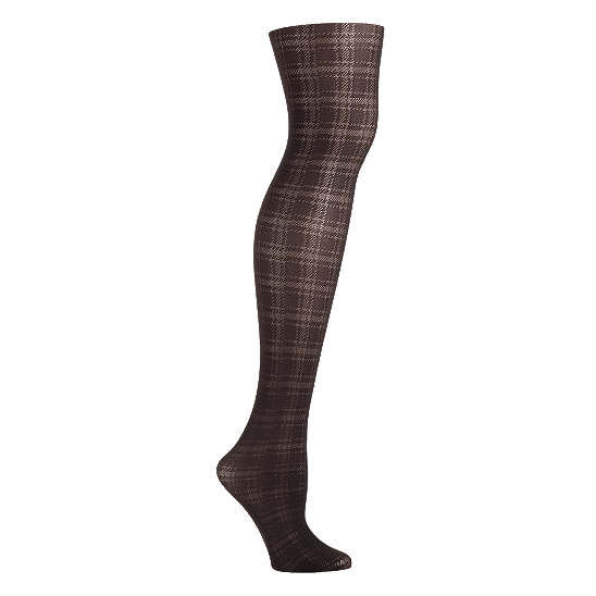 Houndstooth-Plaid-Tights