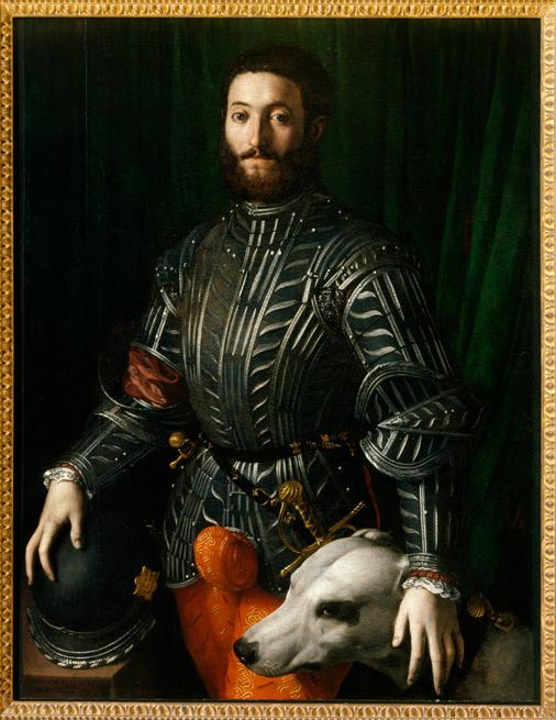 bronzino portrait