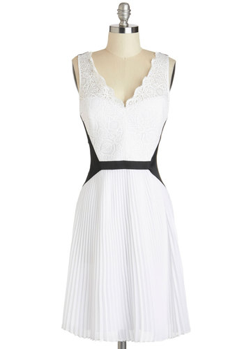 Fancy a Flutter Dress By Max and Cleo