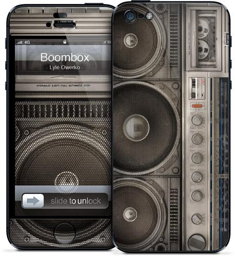 LyleOwerko_Boombox
