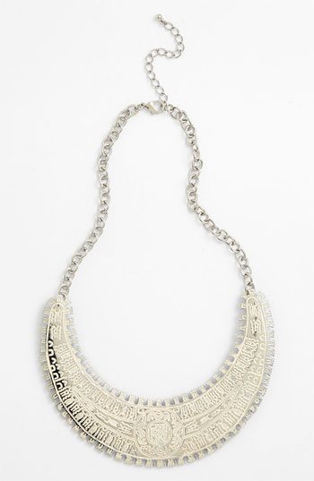 Robert Rose Sundance Collar Necklace