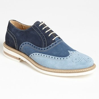Thomas Dean Three Color Wingtip