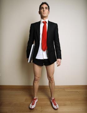 shorts-at-work