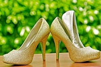 sparkly heels r1