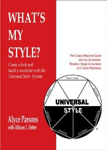 whats my style book