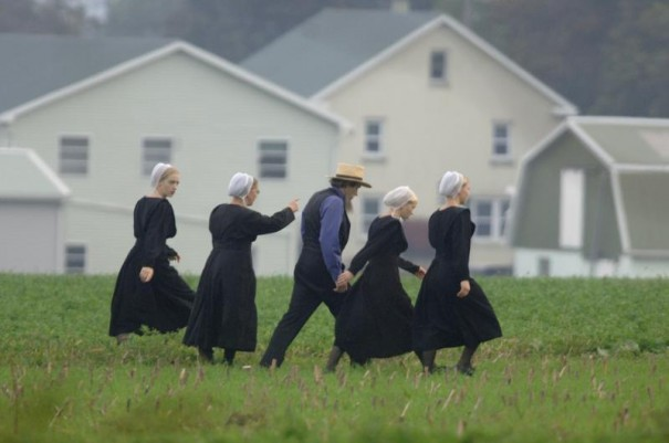 amish houses