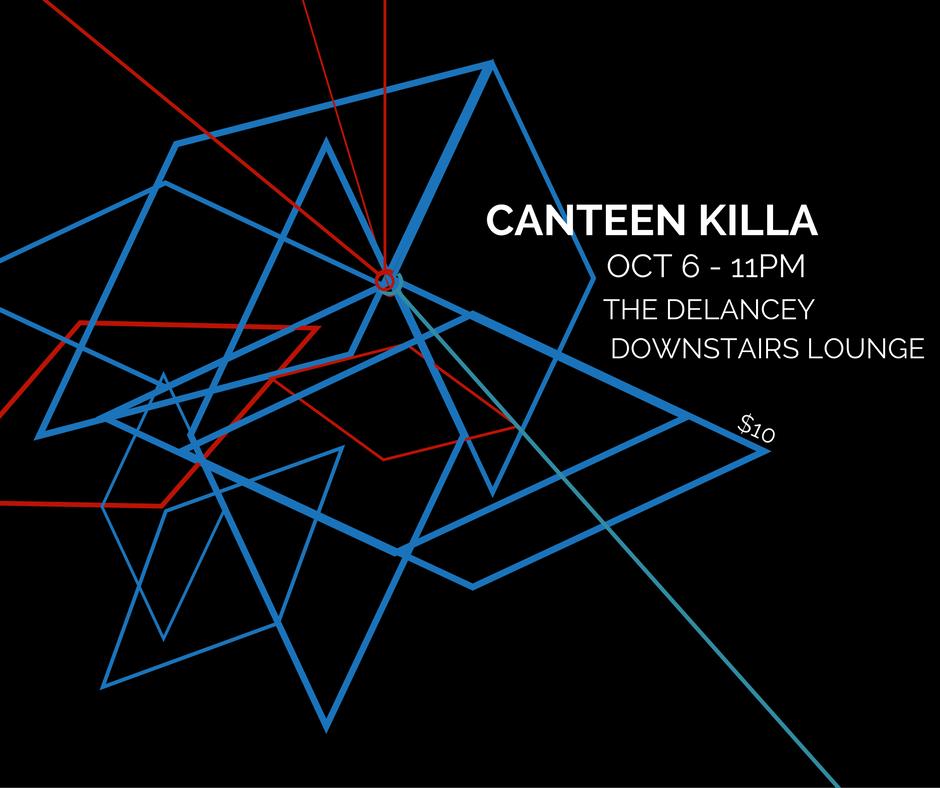 social media flyer for canteen killa