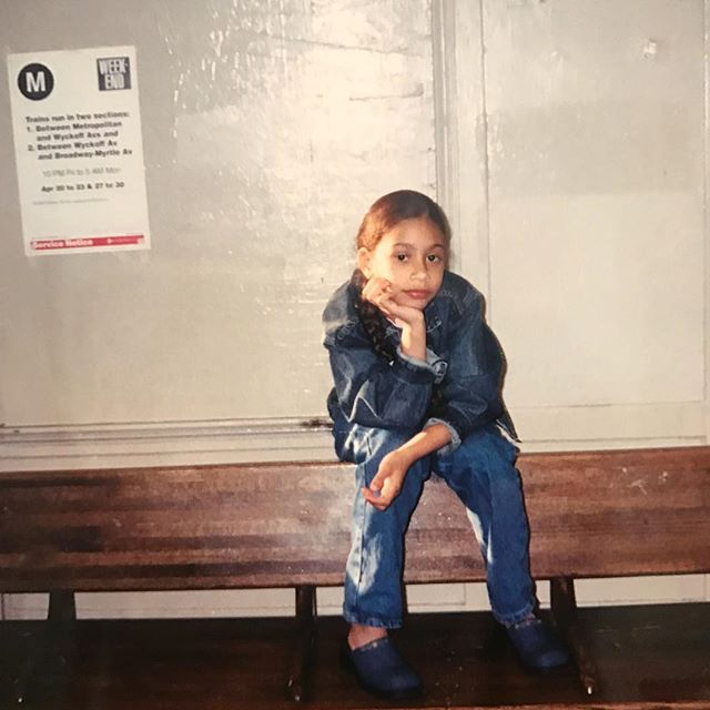 me at the M train Forest Avenue stop not trying to deal with these MTA delays.