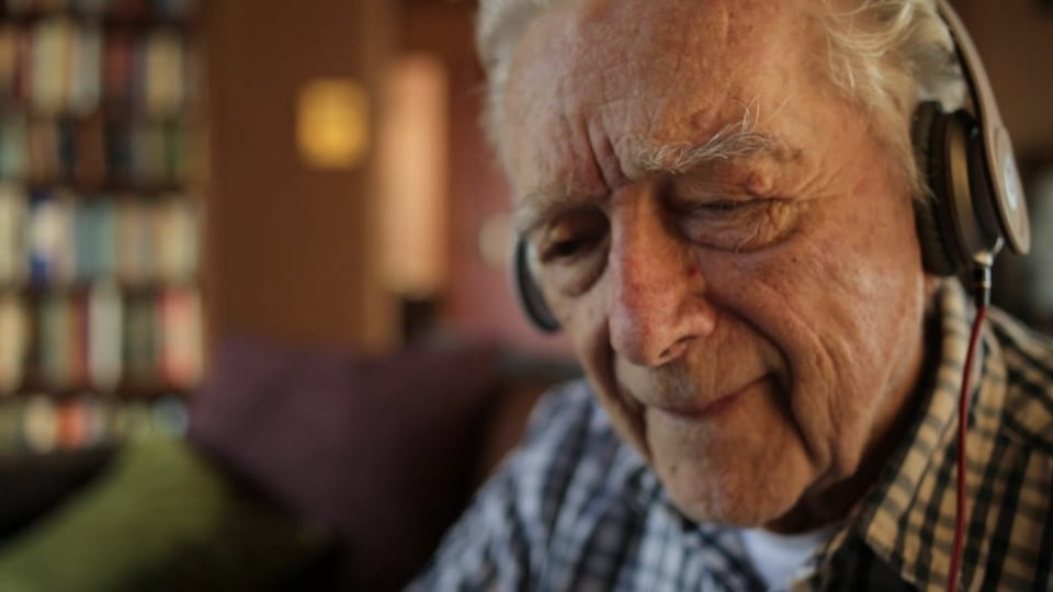 Grandpa<br><em>Speaking Photo</em>
