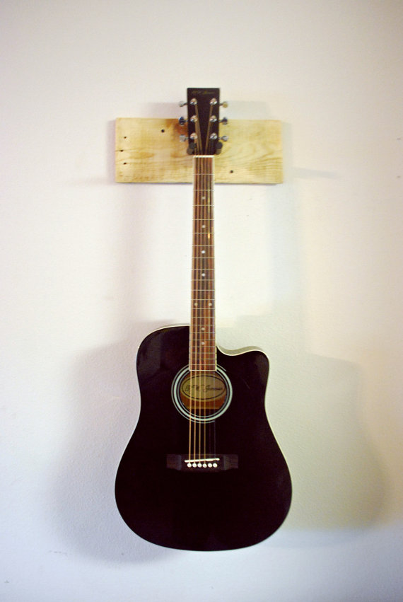 the single guitar wall mount