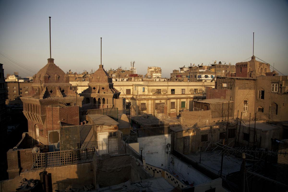 Cairo, November 2010