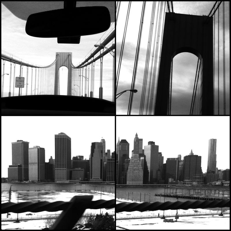 Welcome home to NYC